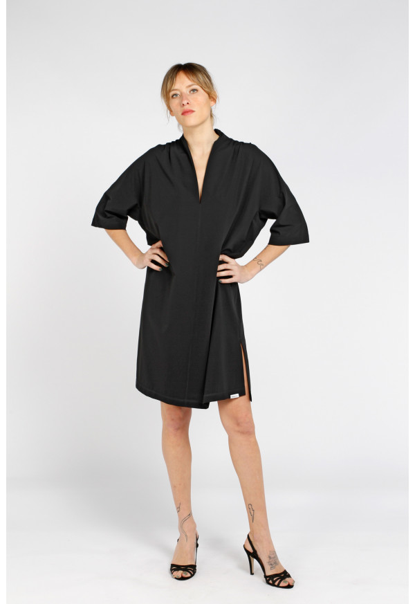 Dress S21N952 Black