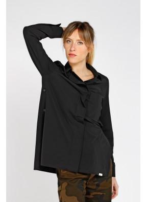 Shirt S21N955 Black