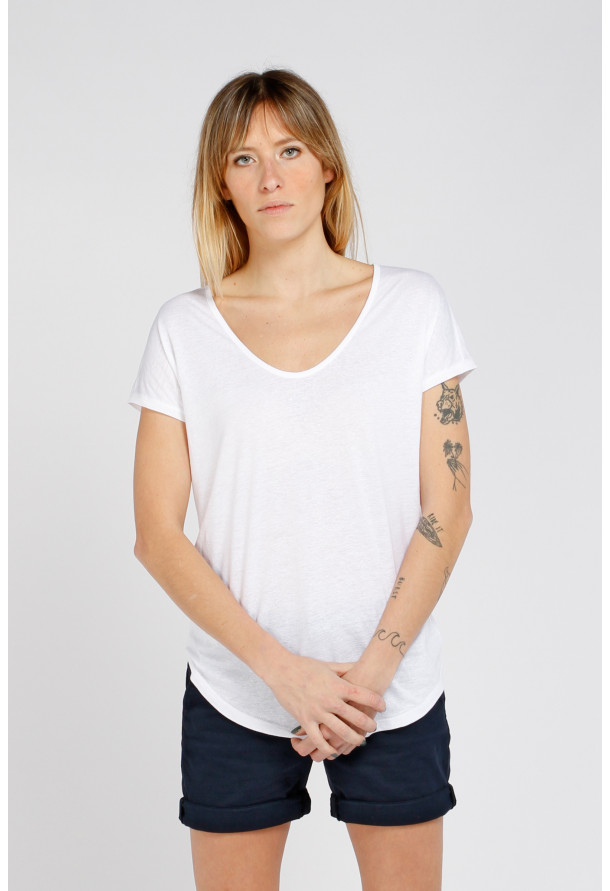 Camiseta S21T548 White