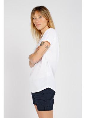 Tee-shirt S21T548 White