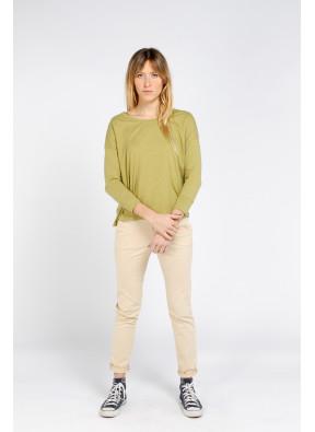Camiseta S21F910 Aloe