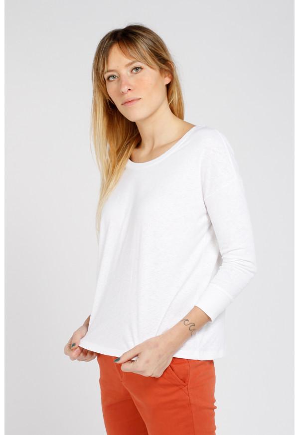 Tee-Shirt S21F910 White