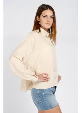Shirt Bea Color Light Sand