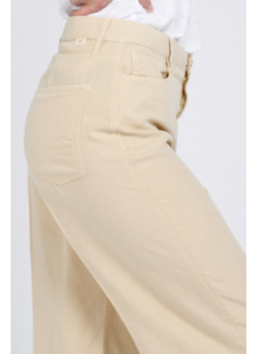 Pantalón Ellie Linen Light Sand