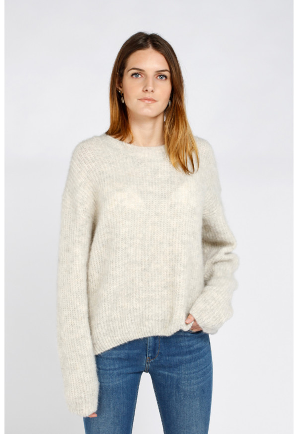 Jumper East 18F Poudreuse Chiné