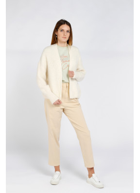 Cardigan East 19A Nacre Chiné