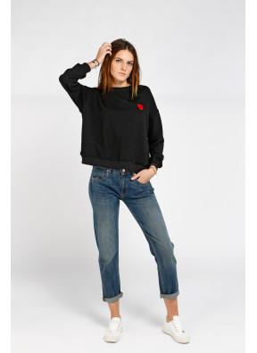 Sweatshirt Jimmy Noir