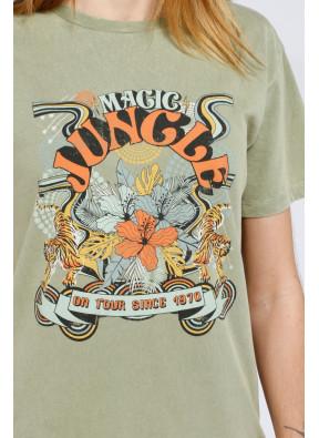 T-shirt Twigg Olive
