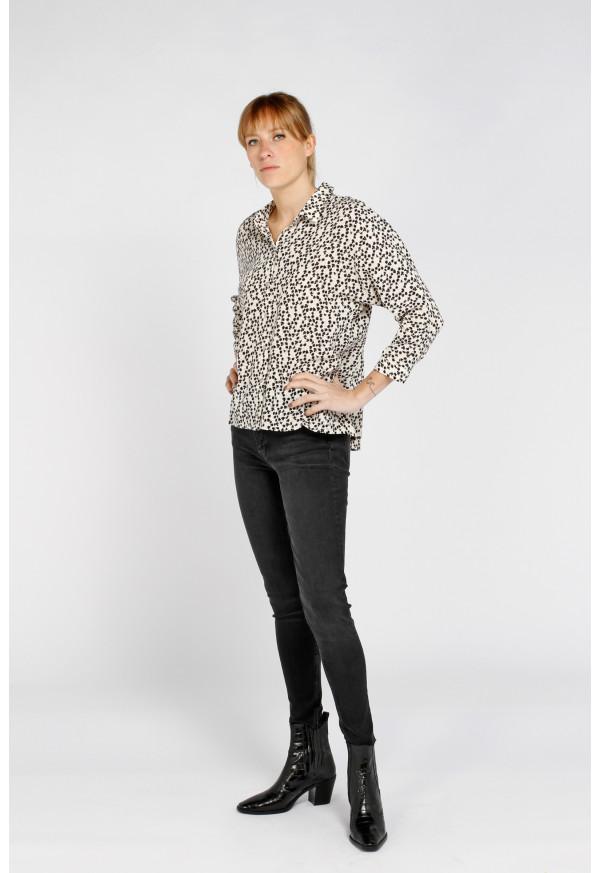 Camisa Celeste Muguet