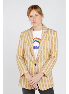 Blazer Rosario Curry Stripes