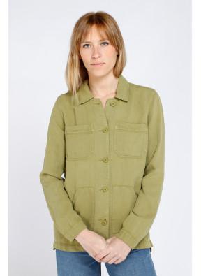 Jacket Mila Kaki