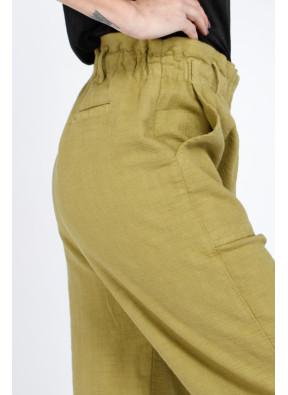 Trouser Yael Canvas Kaki