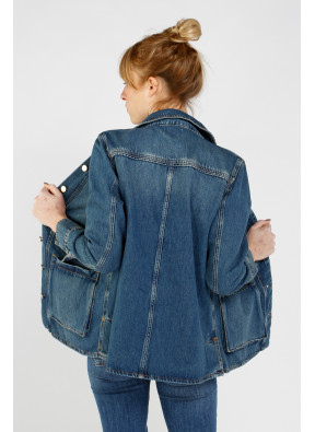 Jacket Fay Denim B-338