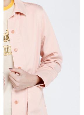 Jacket Faycolor Rose Smoke