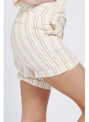 Short Sam Fancy Crafted Striped