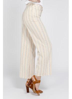 Pantalón Ellie Fancy Crafted Striped