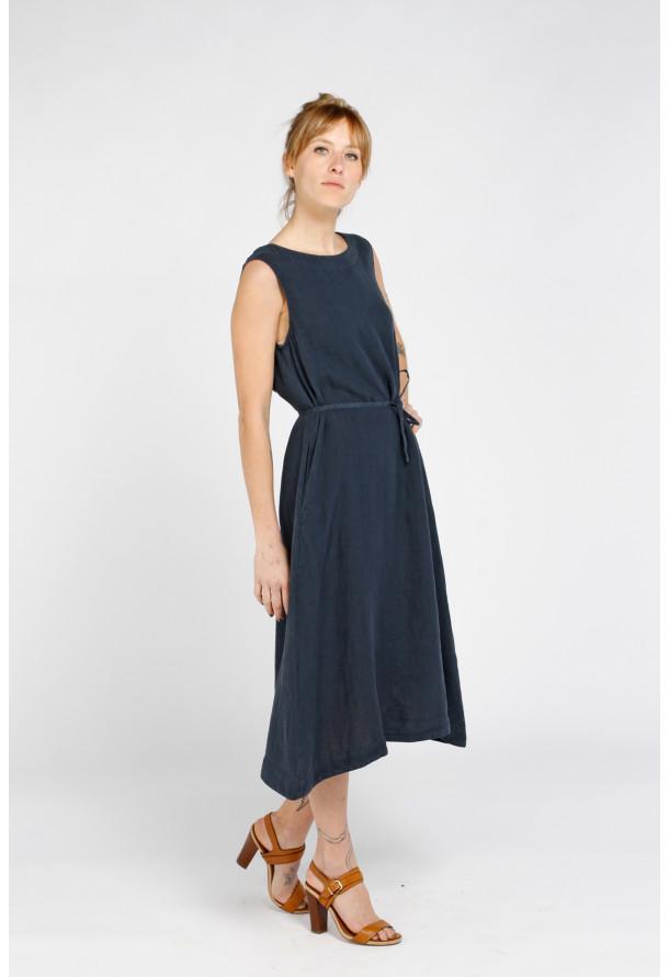 Dress S21W319 Navy