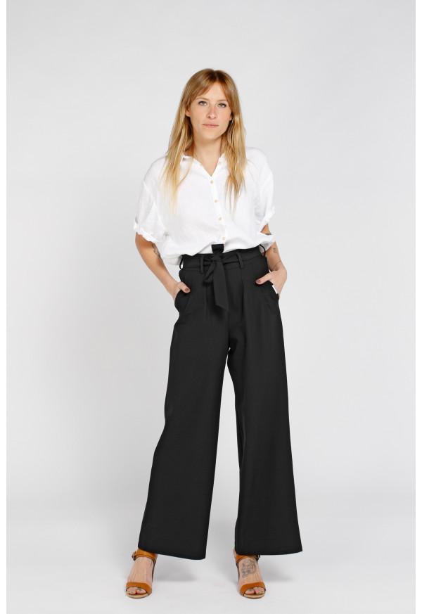 Trouser S21N944 Black