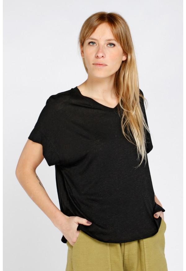 T-shirt S21T549 Black