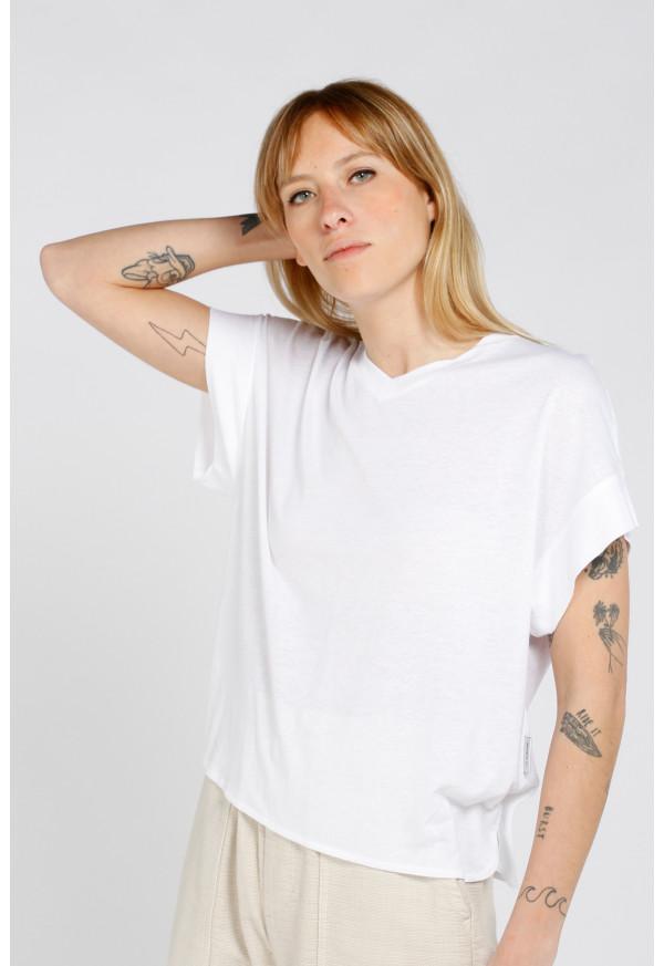 T-shirt S21T549 White