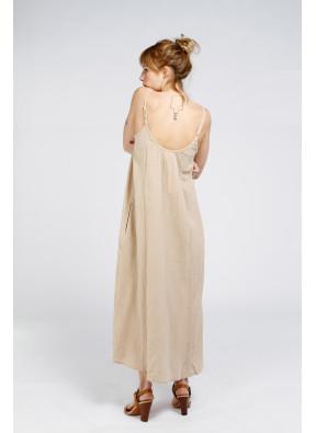 Dress Lima D Beige