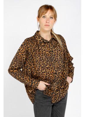 Shirt Madrid Panthère