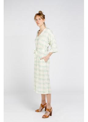 Robe Chloe Vert
