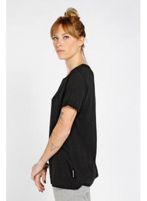 T-shirt S21F882 Black