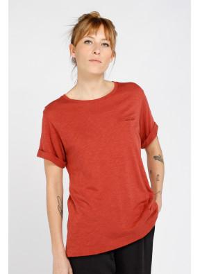 T-shirt S21F882 Brick