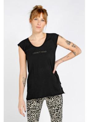 T-shirt S21F877 Black