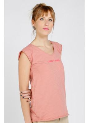 Camiseta S21F877 Terracotta