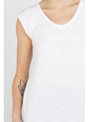T-shirt S21F877 Aloe