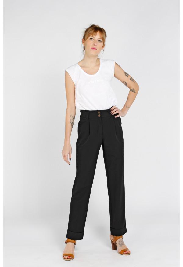 Pantalon S21N949 Black