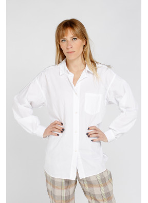 Chemise S21W311 White