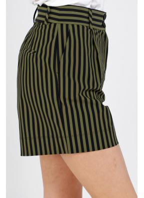 Short S21N941 Stripe