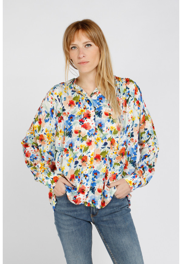 Shirt Madrid Bouquet