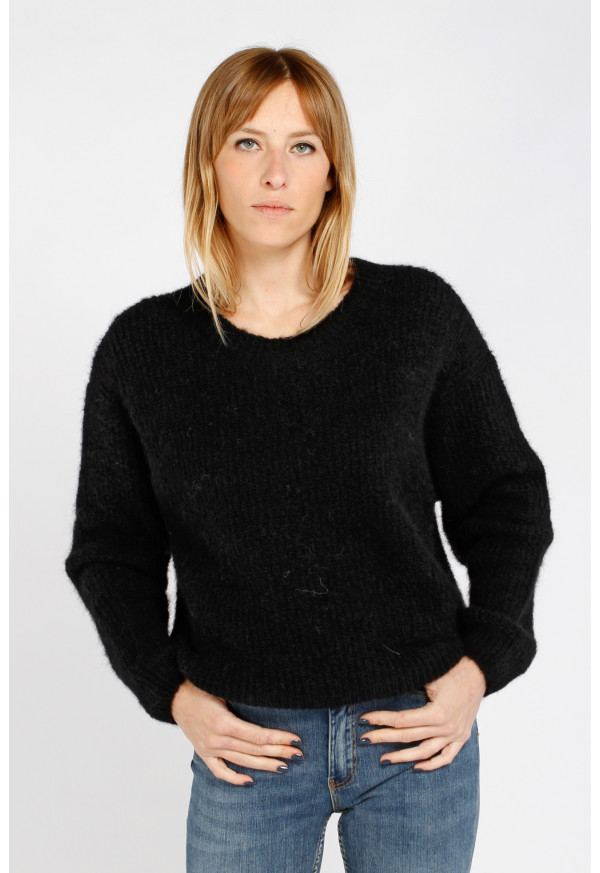 Jumper East 18F Noir