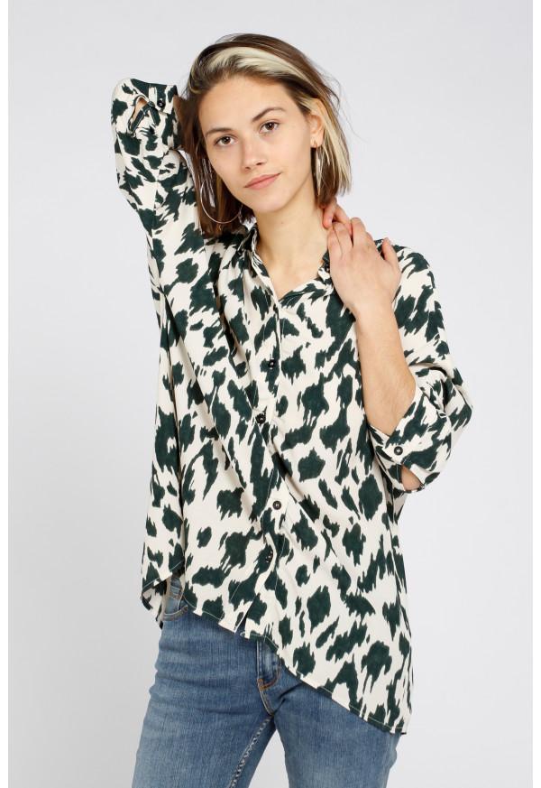 Shirt Camille Vert