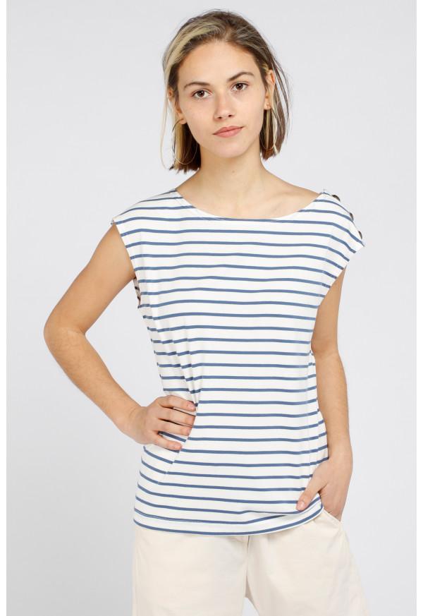 Camiseta Taylor Bleu Roi