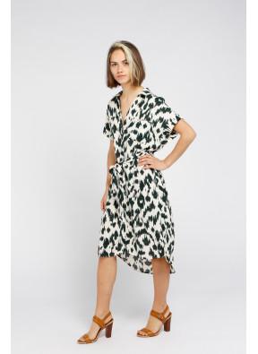 Dress Raquel Vert