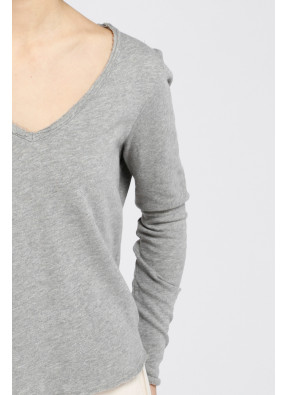 Camiseta Sonoma 02BG Gris Chiné