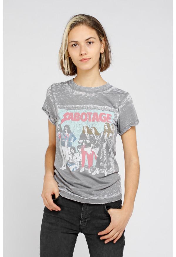 Camiseta 301504 Sabotage