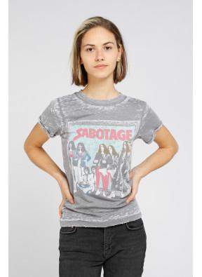 T-shirt 301504 Sabotage
