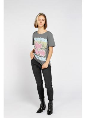 T-shirt 301553 Woodstock