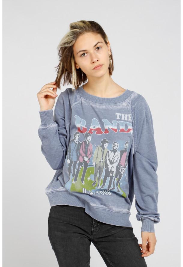 Sweatshirt 301551 The Band