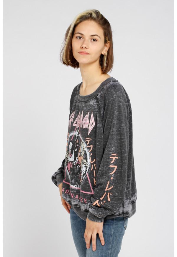 Sweatshirt 301596 Def Leppard
