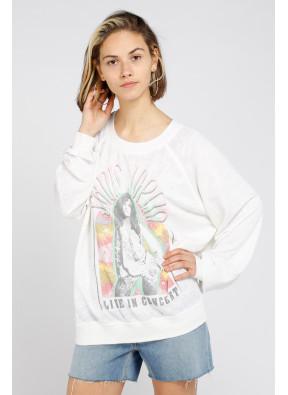 Sweatshirt 301574 Janis Joplin