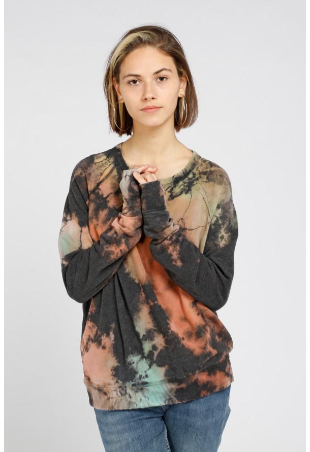 Sweatshirt 201217 Brown