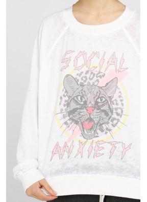 Sudadera 201202 Social Anxiety
