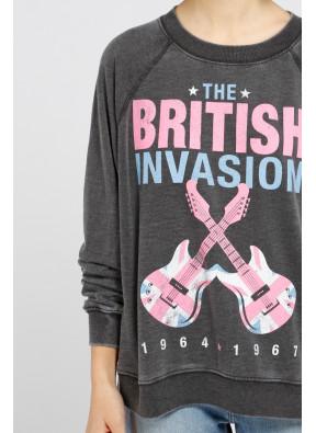 Sweatshirt 201209 British Invasion
